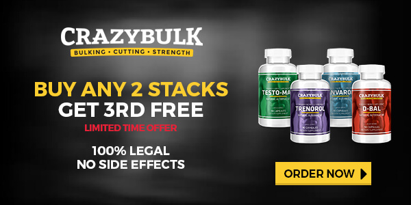 Buy CrazyBulk Stacks