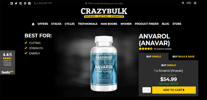 Anvarol Official Website