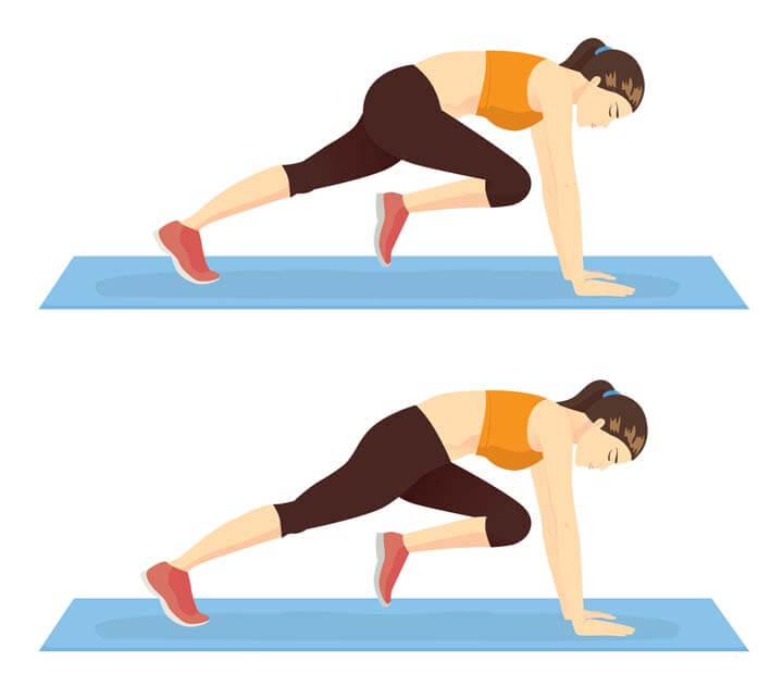 Mountain Climber Exercise