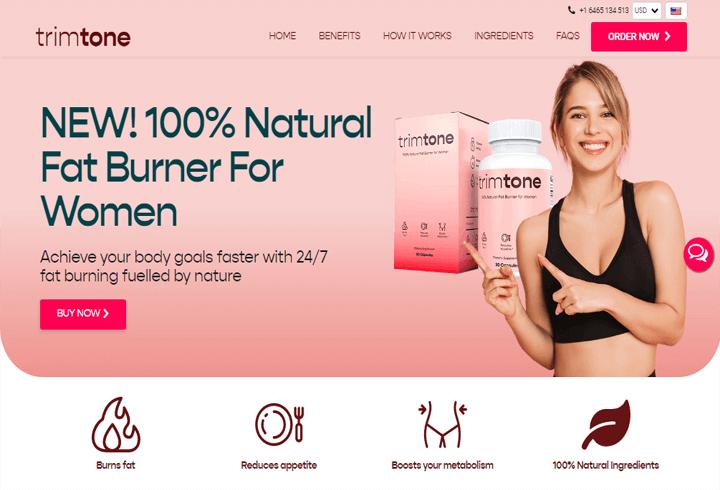 TrimTone Official Website